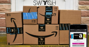 Want to lighten that Amazon.com cart?  Let Swych help!